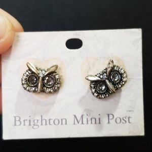 Brighton Owl Earrings